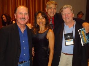 David Morrell, Tori Eldridge, Michael Palmer, F. Paul Wilson