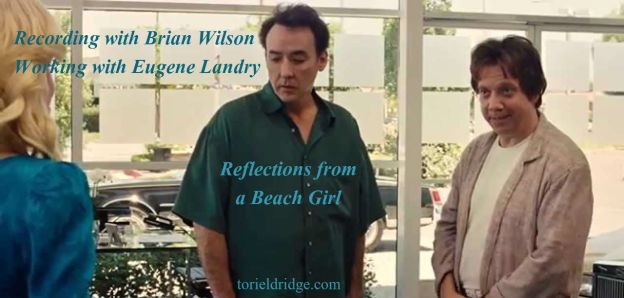 Reflections from a Beach Girl