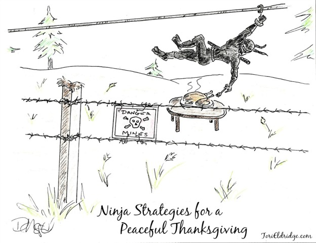 ninja-strategies-peaceful-thanksgiving